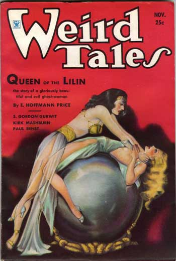 Weird Tales Volume 24 Number 5