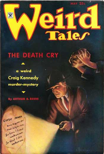 Weird Tales Volume 25 Number 5
