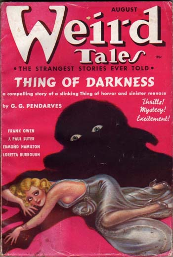 Weird Tales Volume 30 Number 2