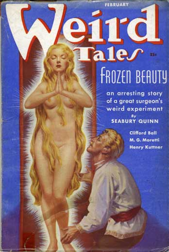 Weird Tales Volume 31 Number 2
