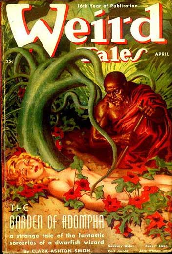 Weird Tales Volume 31 Number 4