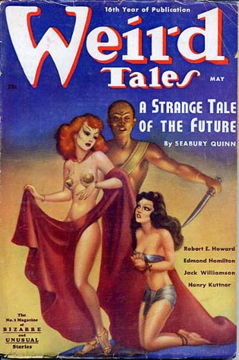 Weird Tales Volume 31 Number 5