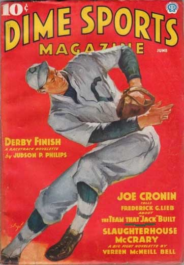 Dime Sports Magazine Volume 2 Number 6