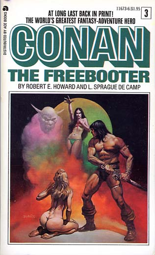 Conan the Freebooter