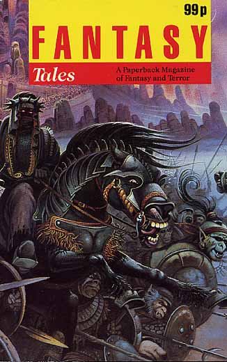 Fantasy Tales Volume 10 Number 1