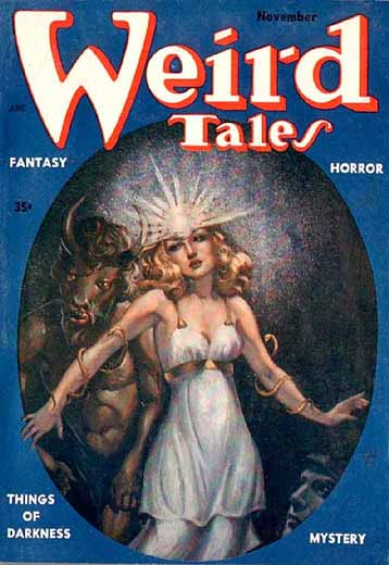 Weird Tales Volume 45 Number 5
