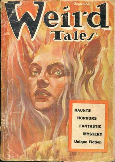 Weird Tales Volume 46 Number 4