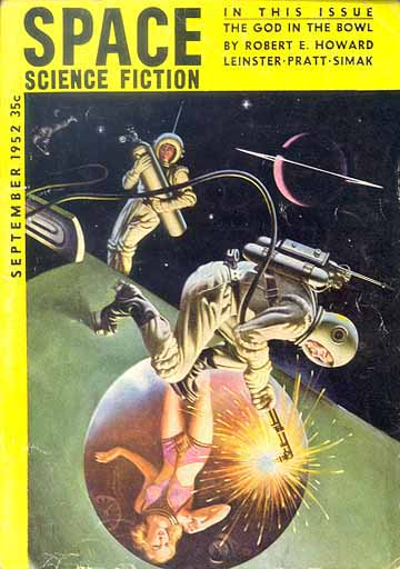 Space Science Fiction Volume 1 Number 2