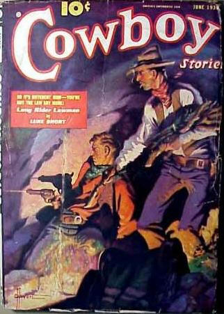 Cowboy Stories Volume 29 Number 6