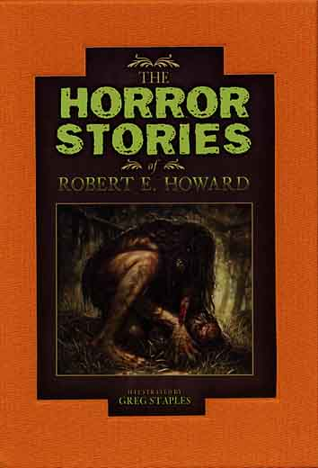 The Horror Stories of Robert E. Howard Slipcase
