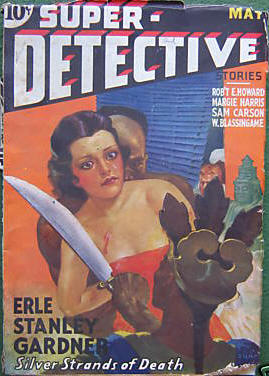Super-Detective Stories Volume 1 Number 3