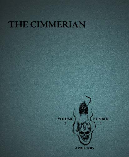 The Cimmerian Volume 2 Number 2