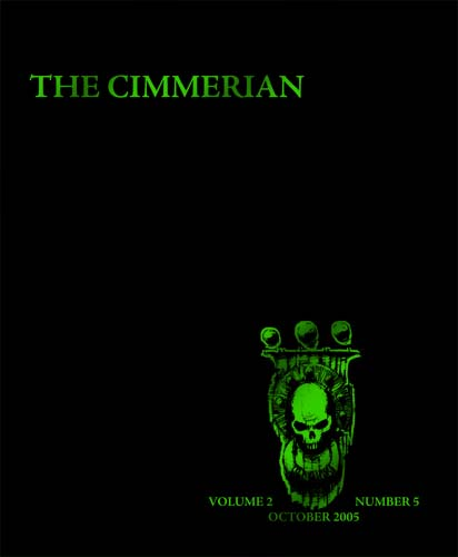 The Cimmerian Volume 2 Number 5