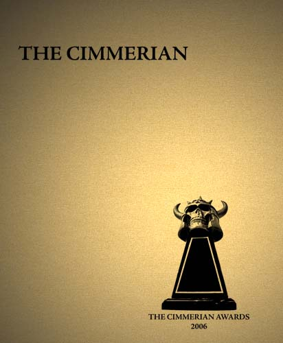 The Cimmerian Volume 3 Awards