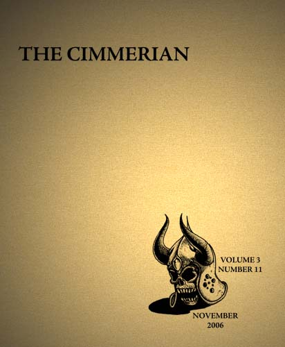 The Cimmerian Volume 3 Number 11