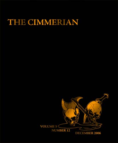 The Cimmerian Volume 3 Number 12