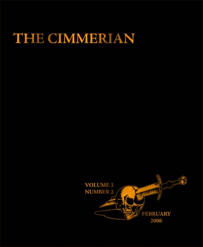 The Cimmerian Volume 3 Number 2