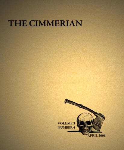 The Cimmerian Volume 3 Number 4