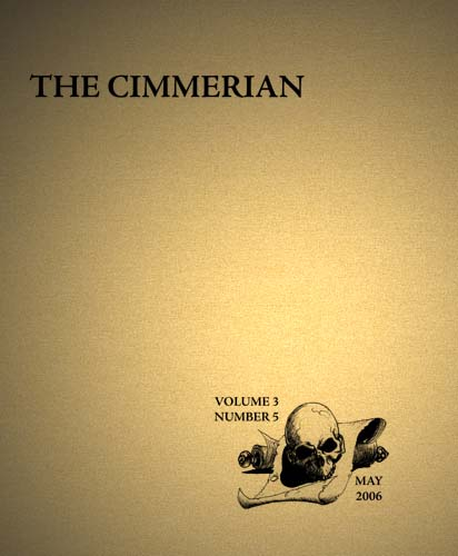 The Cimmerian Volume 3 Number 5