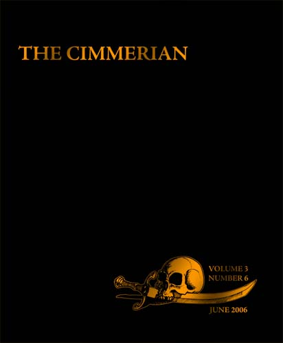 The Cimmerian Volume 3 Number 6