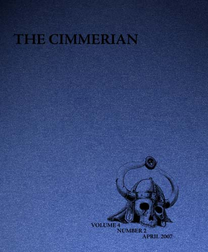 The Cimmerian Volume 4 Number 2