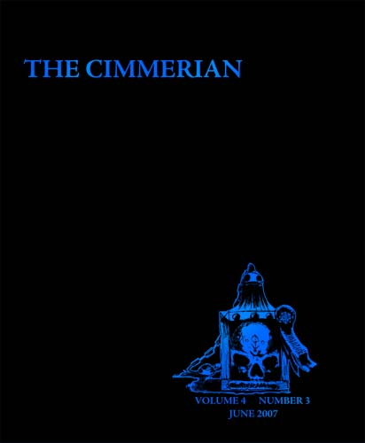 The Cimmerian Volume 4 Number 3