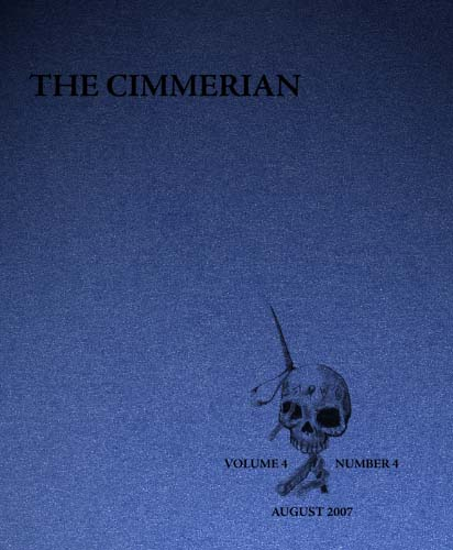 The Cimmerian Volume 4 Number 4