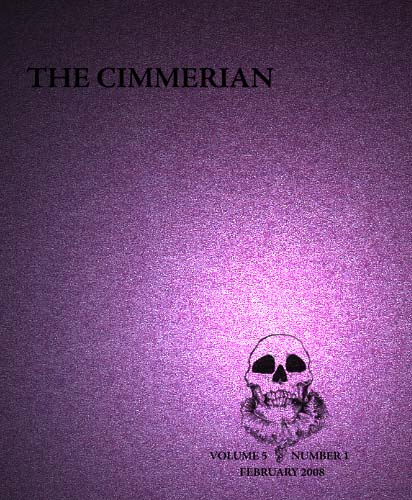 The Cimmerian Volume 5 Number 1