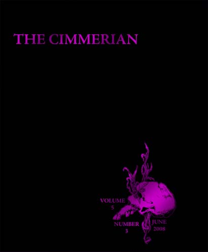 The Cimmerian Volume 5 Number 3