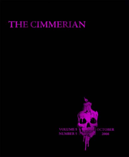 The Cimmerian Volume 5 Number 5 (Whole Number 34)