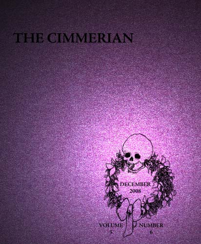 The Cimmerian Volume 5 Number 6 (Whole Number 35)