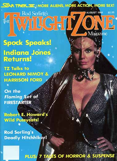Rod Serling's The Twilight Zone Magazine Volume 4 Number 3