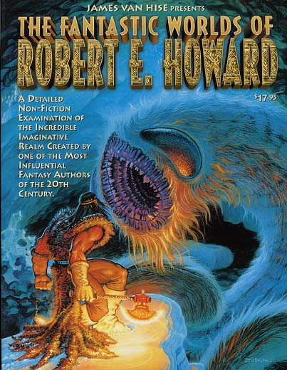 Fantastic Worlds of Robert E. Howard