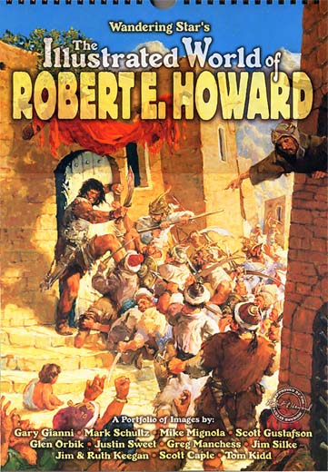 The Illustrated World of Robert E. Howard