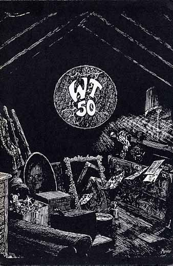 WT 50 - A Tribute to WEIRD TALES