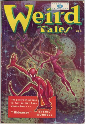 Weird Tales U.K. Number 14