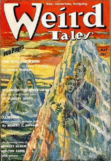 Weird Tales Volume 33 Number 5