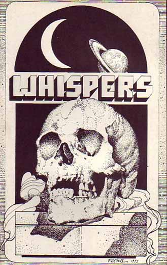 Whispers Volume 2 Number 1