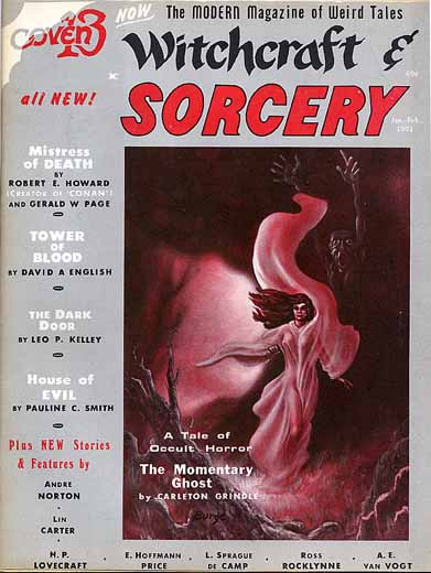 Witchcraft & Sorcery Volume 1 Number 5