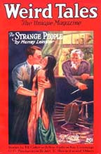 Weird Tales - March 1928