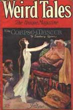 Weird Tales - July 1929