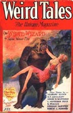 Weird Tales - September 1929