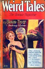 Weird Tales - May 1930