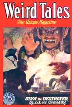 Weird Tales - February-March 1931