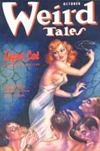 Weird Tales - October 1937