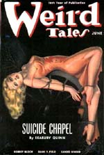 Weird Tales - June 1938