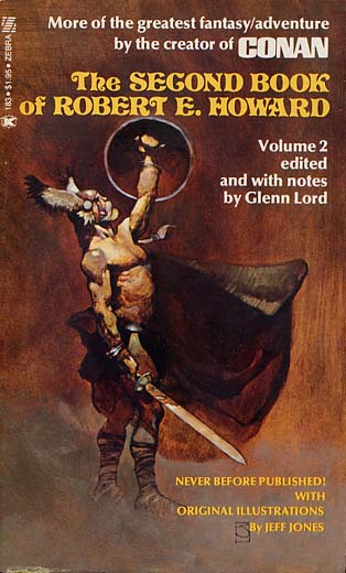 The Second Book of Robert E. Howard