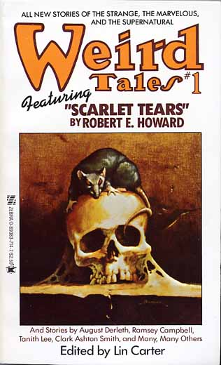 Weird Tales #1 (Volume 48 Number 1)